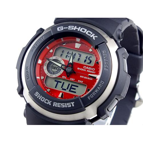 カシオ CASIO Gショック G-SHOCK 腕時計 G-300-4AJF
