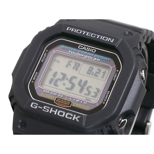 カシオ CASIO Gショック G-SHOCK タフソーラー 腕時計 G5600E-1