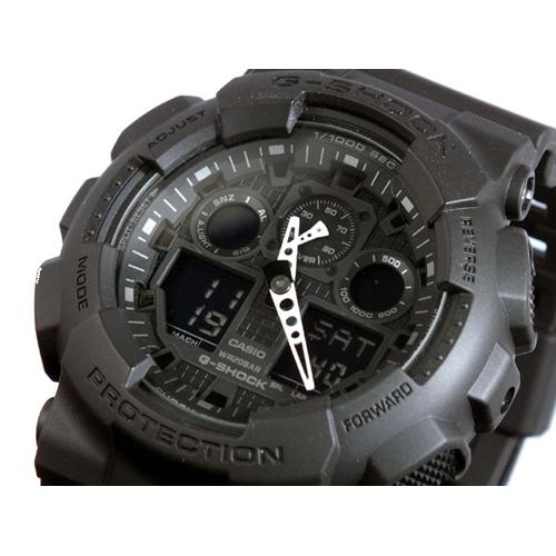 カシオ CASIO Gショック G-SHOCK メンズ アナデジ 腕時計 GA-100-1A1JF