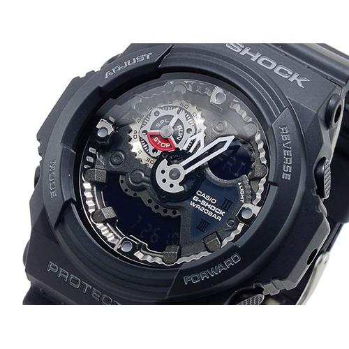 カシオ Gショック BIG CASE アナデジ メンズ 腕時計 GA-300-1A