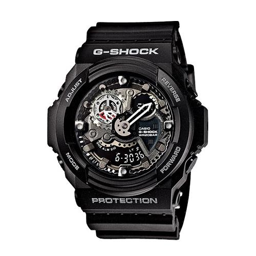 カシオ Gショック BIG CASE アナデジ 腕時計 GA-300-1AJF 国内正規
