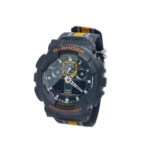 カシオ CASIO Gショック G-SHOCK アナデジ メンズ 腕時計 GA100MC-1A4