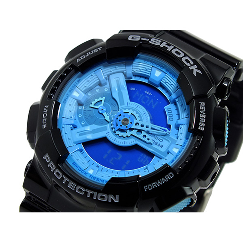 カシオ CASIO Gショック G-SHOCK 腕時計 GA110B-1A2