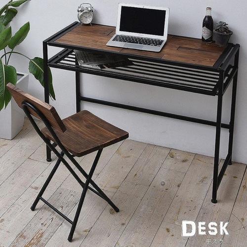 B.Bハウス グラント デスク 机 テーブル GRD-100 ブラック