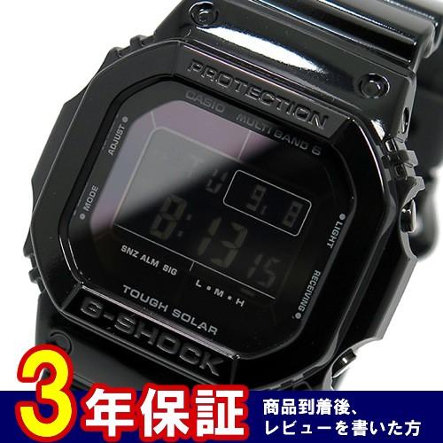 カシオ Gショック グロッシー・ブラックシリーズ メンズ 腕時計 GW-M5610BB-1></a><p class=blog_products_name