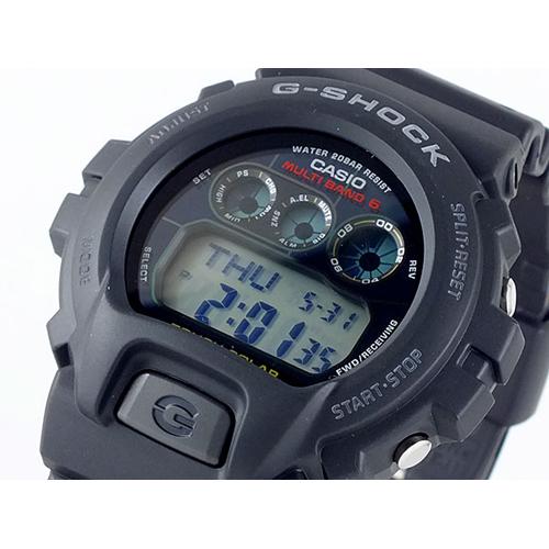 カシオ CASIO Gショック G-SHOCK 電波 ソーラー 腕時計 GW-6900-1JF