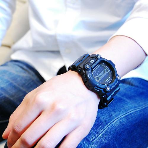 カシオ CASIO Gショック G-SHOCK タフソーラー 電波 腕時計GW-7900B-1JF