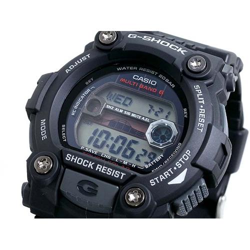 カシオ CASIO Gショック G-SHOCK 電波 ソーラー 腕時計 GW-7900-1