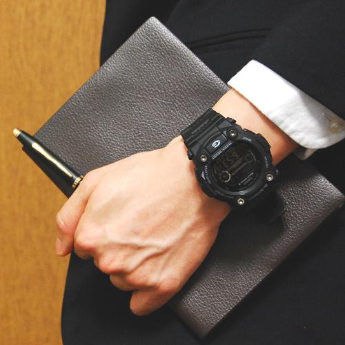 カシオ CASIO Gショック G-SHOCK 電波 ソーラー 腕時計 GW-7900B-1