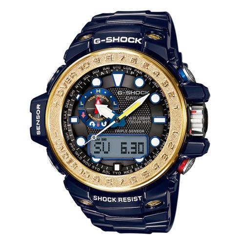 カシオ CASIO G-SHOCK 電波ソーラー メンズ 腕時計 GWN-1000F-2AJF 国内正規