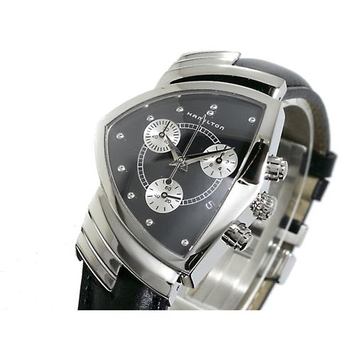ハミルトン HAMILTON メンズ ベンチュラ クロノ 腕時計 H24412732