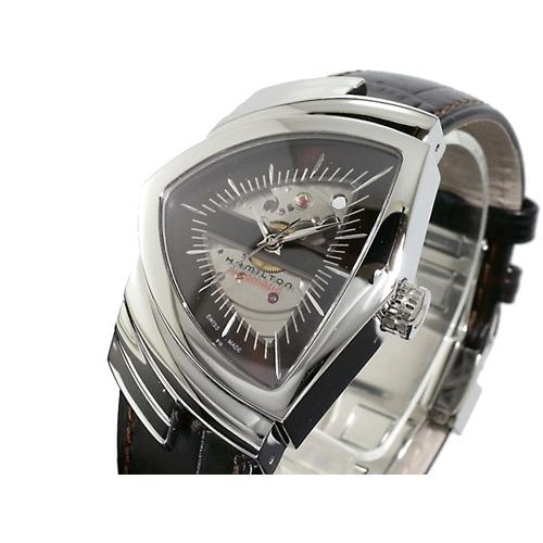 ハミルトン HAMILTON メンズ ベンチュラ 自動巻き 腕時計 H24515591