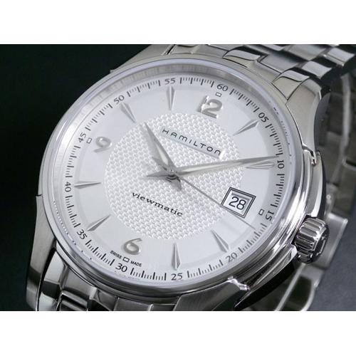 ハミルトン HAMILTON メンズ ジャズマスター 自動巻き 腕時計 H32515155