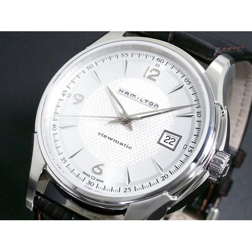 ハミルトン HAMILTON メンズ ジャズマスター 自動巻き 腕時計 H32515555