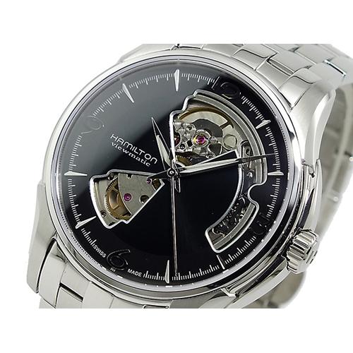 ハミルトン HAMILTON ジャズマスター オープンハート 自動巻き メンズ 腕時計 H32565135