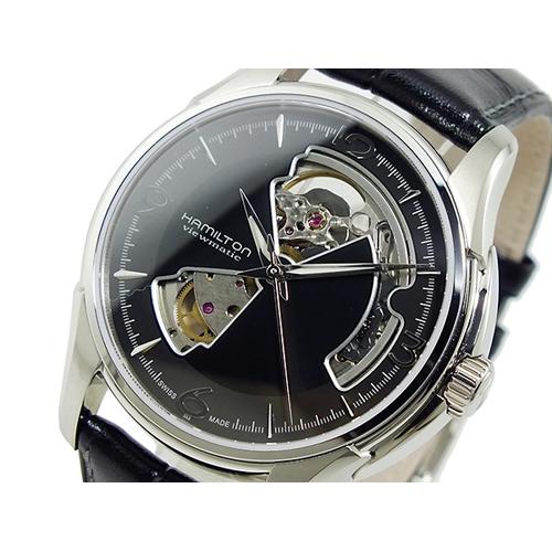 ハミルトン ジャズマスター オープンハート 自動巻き メンズ 腕時計 H32565735