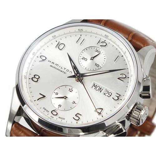 ハミルトン HAMILTON ジャズマスター マエストロ クロノグラフ 自動巻き メンズ 腕時計 H32576555