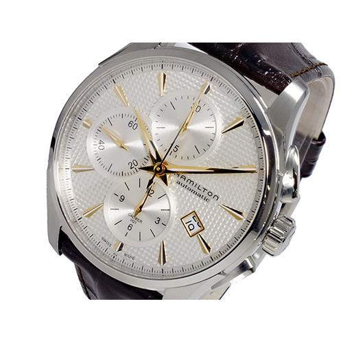 ハミルトン HAMILTON ジャズマスター JAZZMASTER 自動巻き クロノグラフ メンズ 腕時計 H32596551