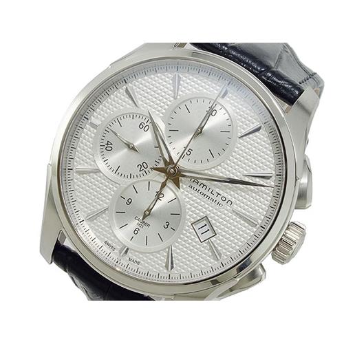 ハミルトン HAMILTON ジャズマスター 自動巻き クロノグラフ メンズ 腕時計 H32596751