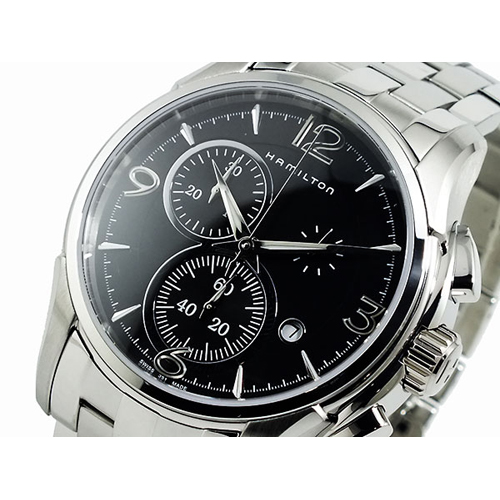 ハミルトン HAMILTON メンズ ジャズマスター クロノ 腕時計 H32612135