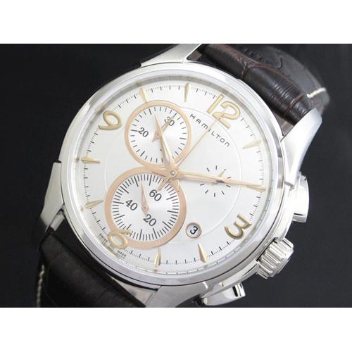 ハミルトン HAMILTON ジャズマスター クロノ メンズ 腕時計 H32612555