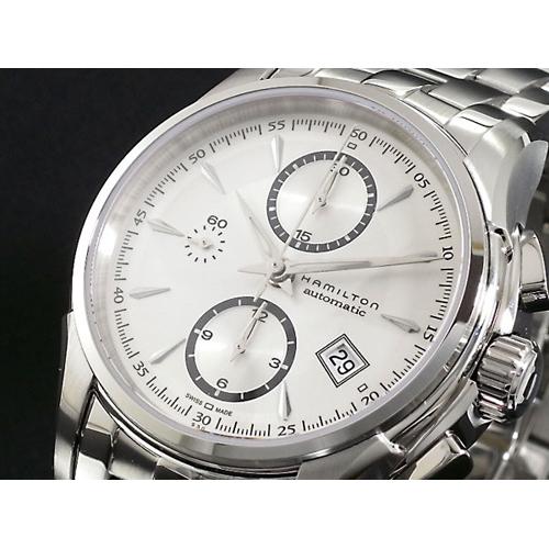ハミルトン HAMILTON メンズ ジャズマスター オートクロノ 自動巻き 腕時計 H32616153
