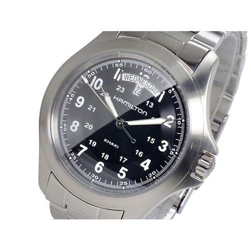 ハミルトン HAMILTON カーキキング KHAKI KING クオーツ メンズ 腕時計 H64451133
