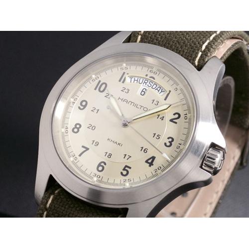 ハミルトン HAMILTON カーキキング メンズ 腕時計 H64451823