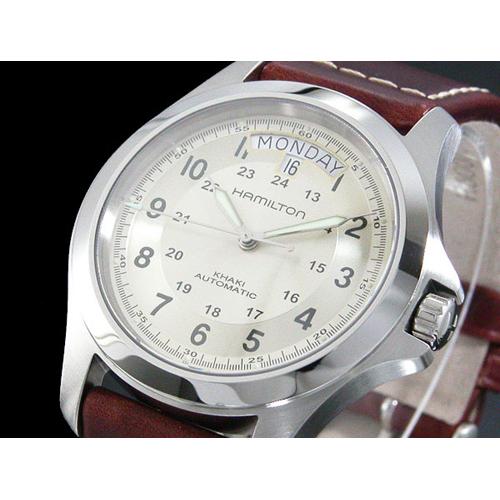 ハミルトン HAMILTON カーキキング 自動巻き メンズ 腕時計 H64455523