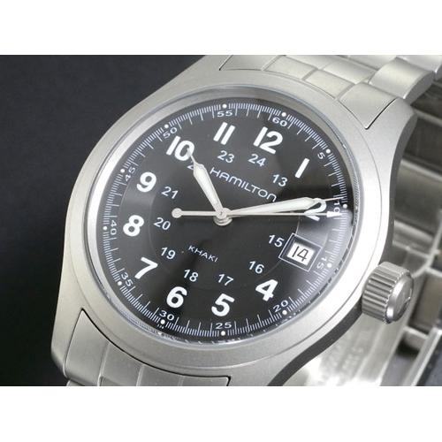 ハミルトン HAMILTON カーキ KHAKIフィールド メンズ 腕時計 H68411133