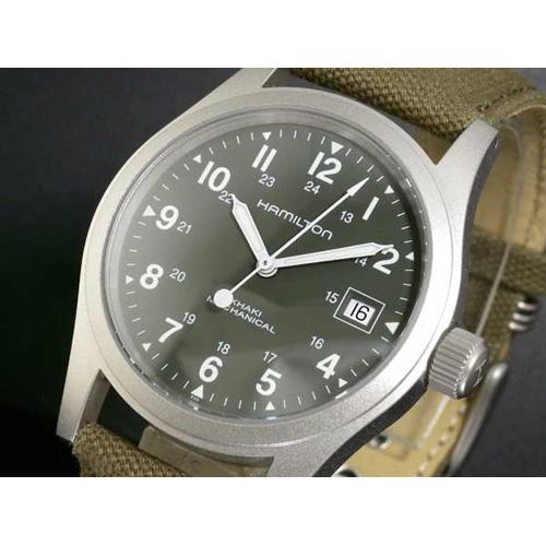 ハミルトン カーキ KHAKI フィールドメカ メンズ 腕時計 H69419363