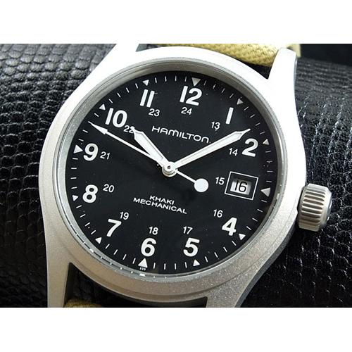 ハミルトン HAMILTON カーキフィールドメカ メンズ 腕時計 H69419933