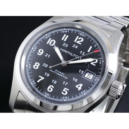ハミルトン HAMILTON メンズ カーキフィールド オート 自動巻き 腕時計 H70455133