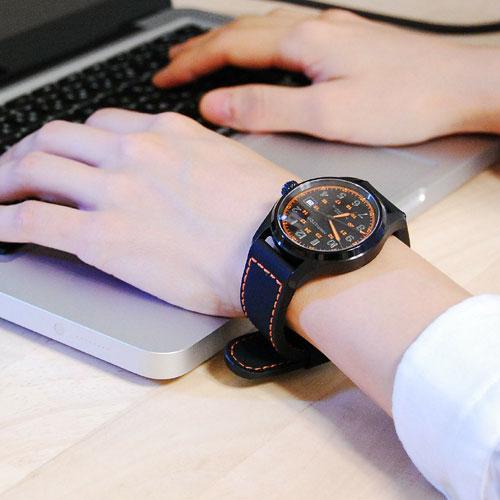 ハミルトン HAMILTON カーキフィールド オート 自動巻き メンズ 腕時計 H70585737