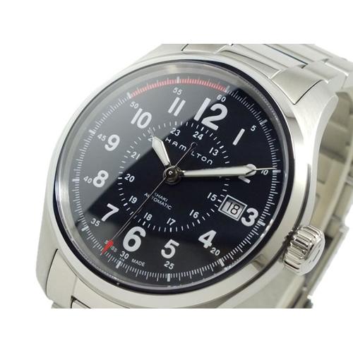 ハミルトン HAMILTON カーキフィールド オート 自動巻き メンズ 腕時計 H70595133