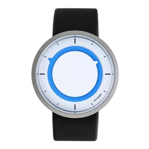 ピーオーエス POS ヒュッゲ HYGGE MSP3012C-BL メンズ 腕時計 HGE020026 ホワイト