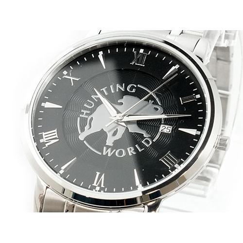 ハンティングワールド HUNTING WORLD カヴァリエレ 腕時計 HW018MBK