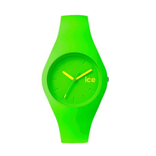 アイスウォッチ オラ クオーツ ユニセックス 腕時計 ICENGNUS15 ネオングリーン