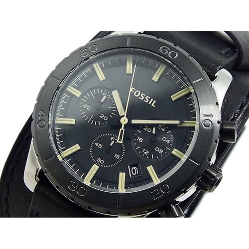 フォッシル FOSSIL キートン KEATON クロノグラフ メンズ 腕時計 JR1394
