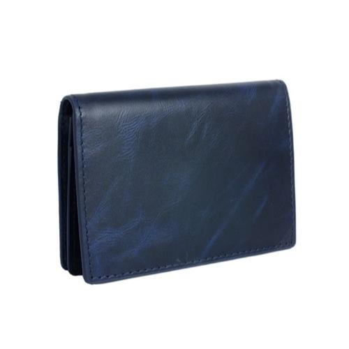 ジョンハリソン JOHN HARRISON カードケース メンズ JWT-004-BLUE ブルー