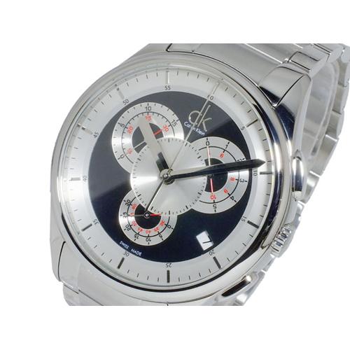 カルバン クライン CALVIN KLEIN クオーツ メンズ クロノ 腕時計 K2A271.04