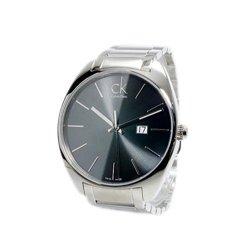 カルバン クライン Calvin Klein エクスチェンジ クオーツ メンズ 腕時計 K2F21161
