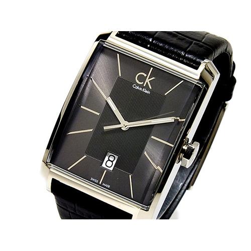 カルバン クライン Calvin Klein ウインドウ クォーツ メンズ 腕時計 K2M21107