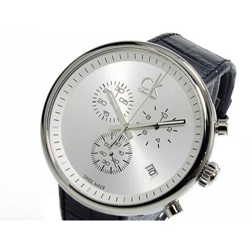 カルバン クライン サブスタンシャル クオーツ メンズ 腕時計 K2N271C6