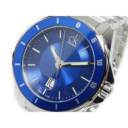 カルバン クライン Calvin Klein プレイ クオーツ メンズ 腕時計 K2W21Z4N