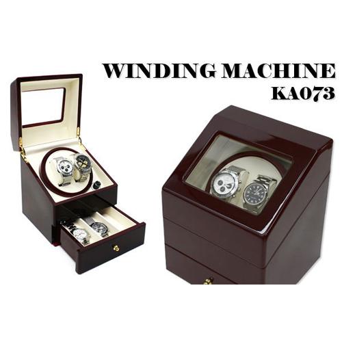 ワインダー/ワインディングマシーン 2本巻き KA073 ワイン