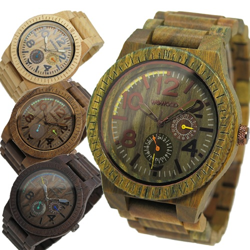 ウィーウッド WEWOOD 木製 メンズ 腕時計 KARDO-ARMY アーミー 国内正規
