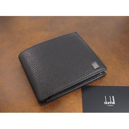 ダンヒル DUNHILL 二つ折り 短財布 L2L732A