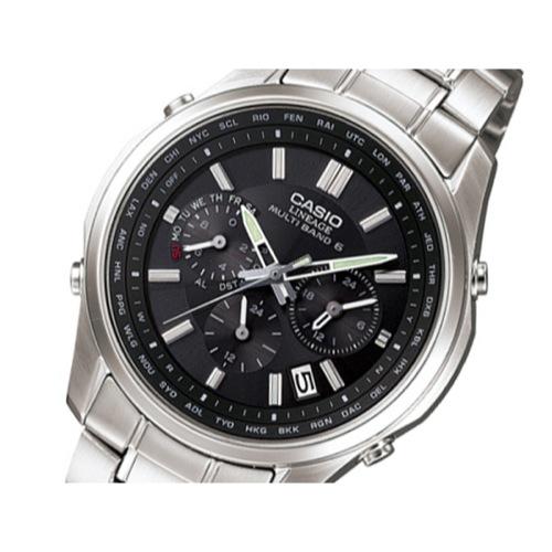 カシオ CASIO リニエージ 電波 ソーラー メンズ 腕時計 LIW-M610D-1AJF 国内正規