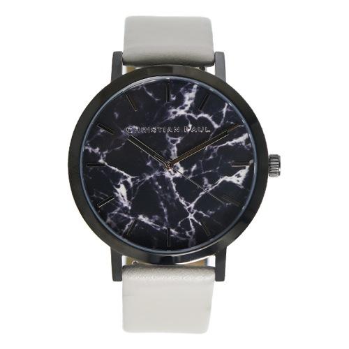 クリスチャンポール ユニセックス 腕時計 MAR-11 ブラックマーブル></a><p class=blog_products_name